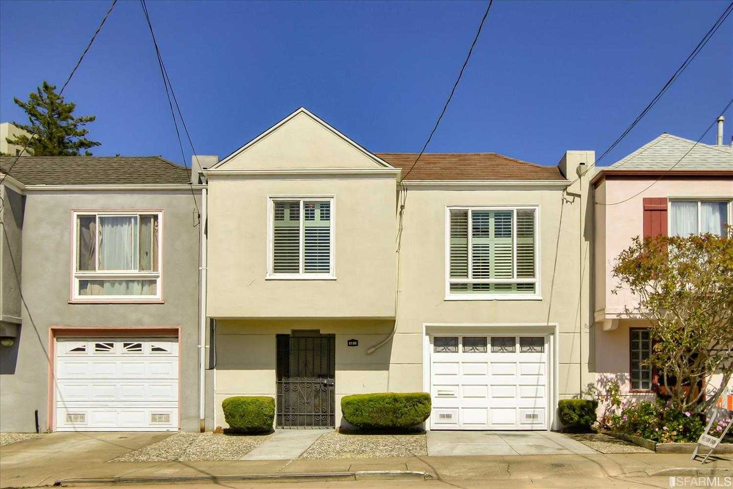 $1,095,000 - 3Br/3Ba -  for Sale in San Francisco