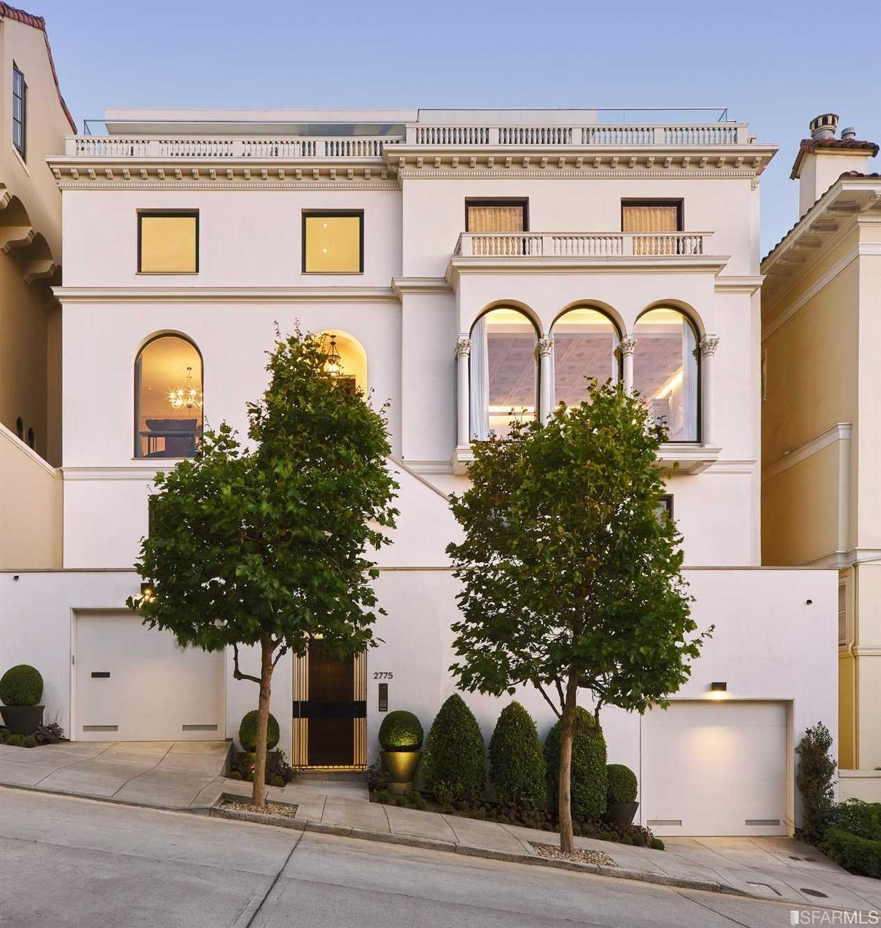 $25,000,000 - 6Br/7Ba -  for Sale in San Francisco