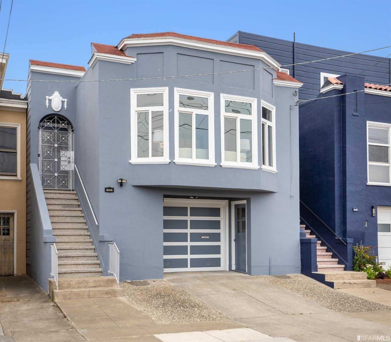 2342 38th Ave San Francisco, CA 94116