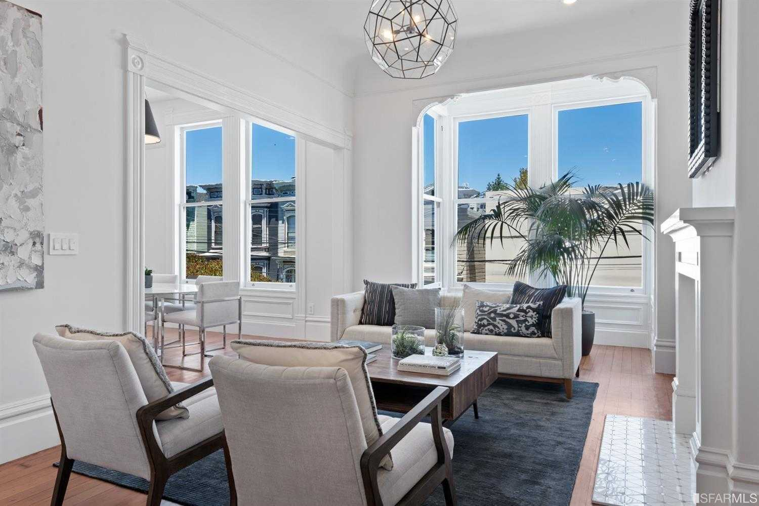$1,750,000 - 3Br/3Ba -  for Sale in San Francisco