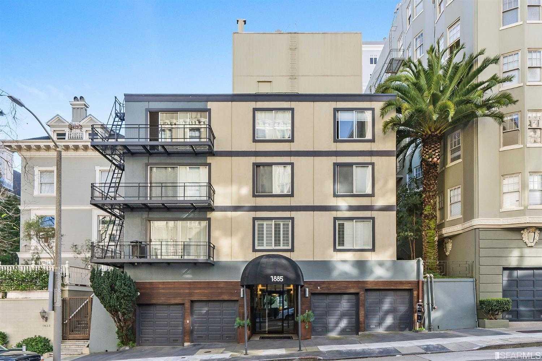 1885 Jackson St Apt 301 San Francisco, CA 94109