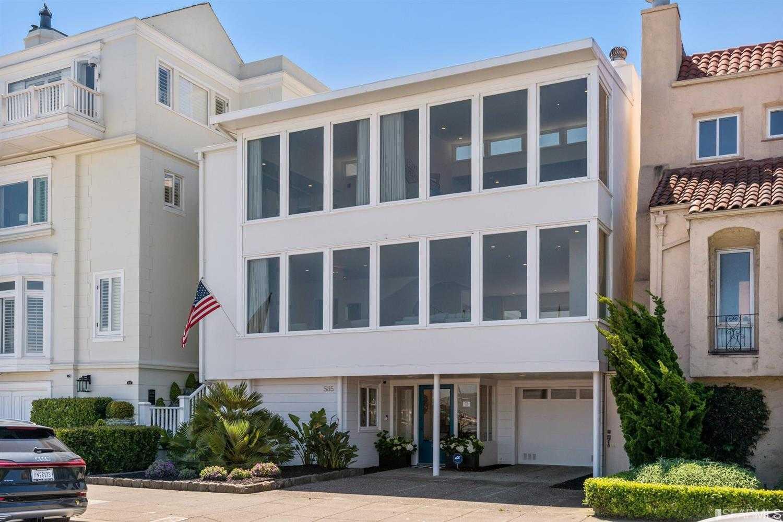 $7,995,000 - 4Br/4Ba -  for Sale in San Francisco