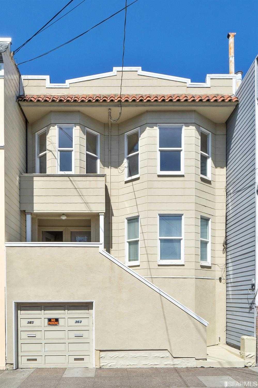 363 365 4th Avenue San Francisco, CA 94118