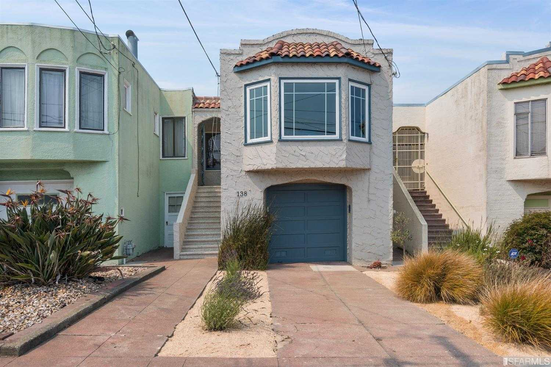 138 Flood Avenue San Francisco, CA 94131