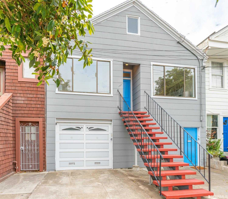 137 Paris Street San Francisco, CA 94112