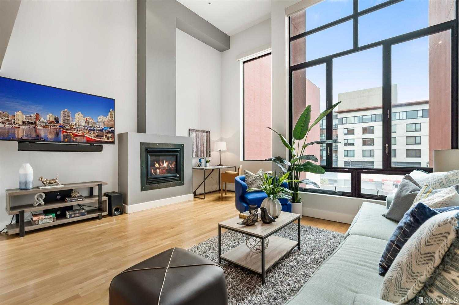 $888,000 - 1Br/2Ba -  for Sale in San Francisco