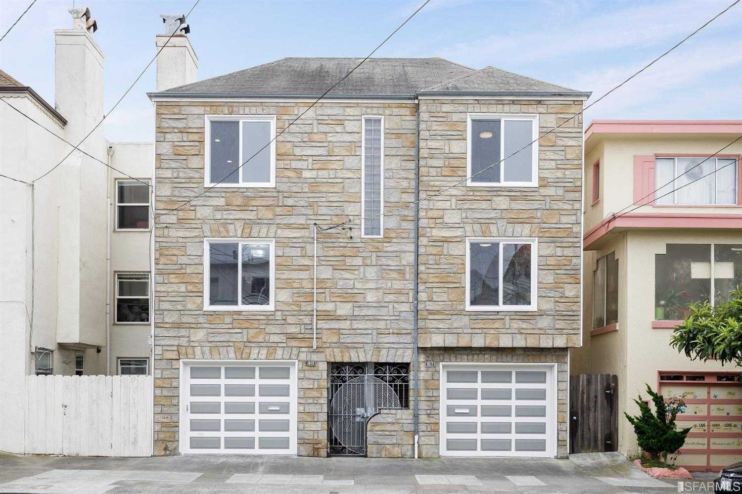 $699,000 - 2Br/1Ba -  for Sale in San Francisco