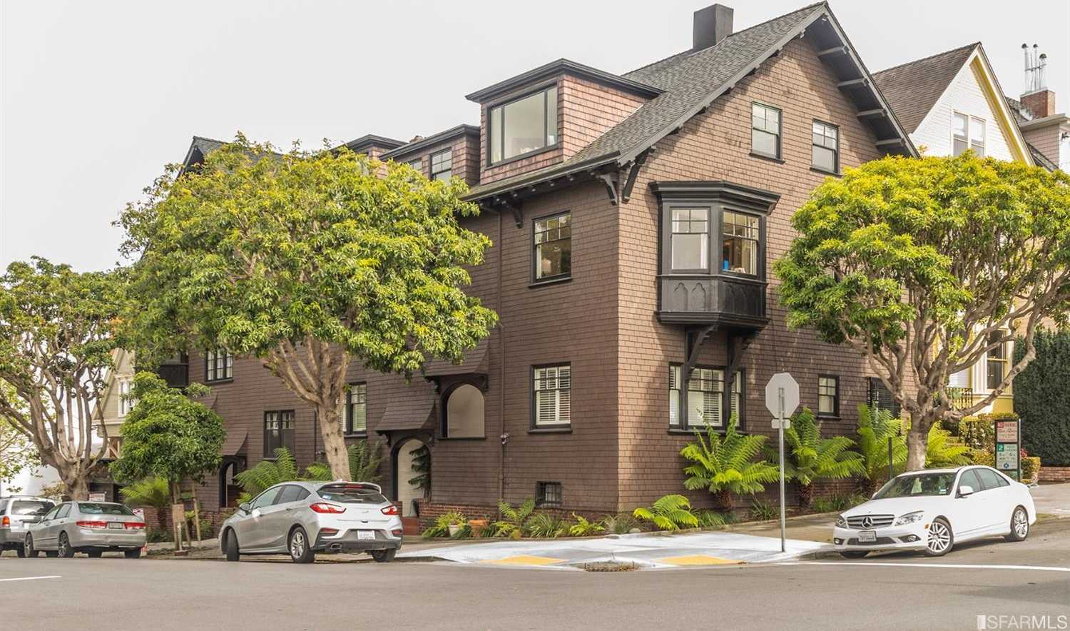 $1,990,000 - 4Br/3Ba -  for Sale in San Francisco