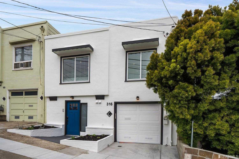 316 Orizaba Ave San Francisco, CA 94132