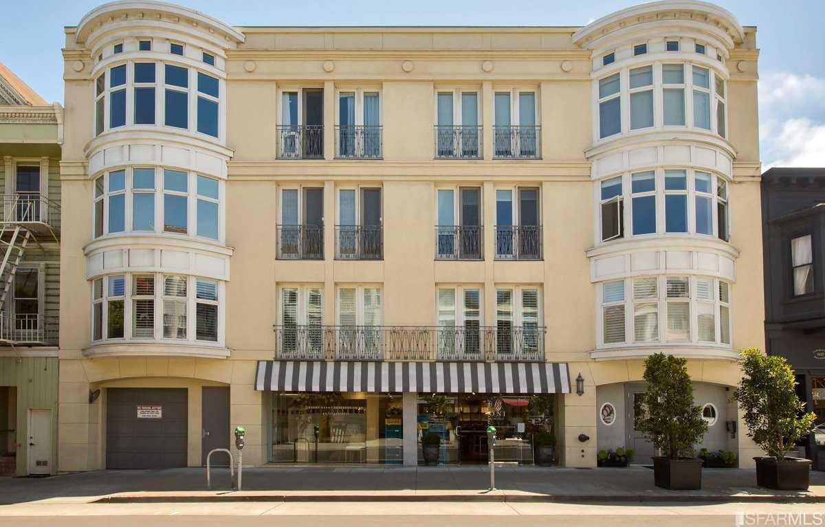 $2,995,000 - 3Br/2Ba -  for Sale in San Francisco