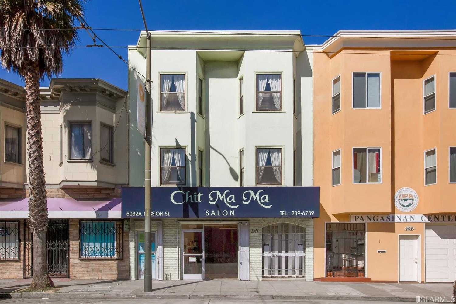 $1,595,000 - Br/Ba -  for Sale in San Francisco