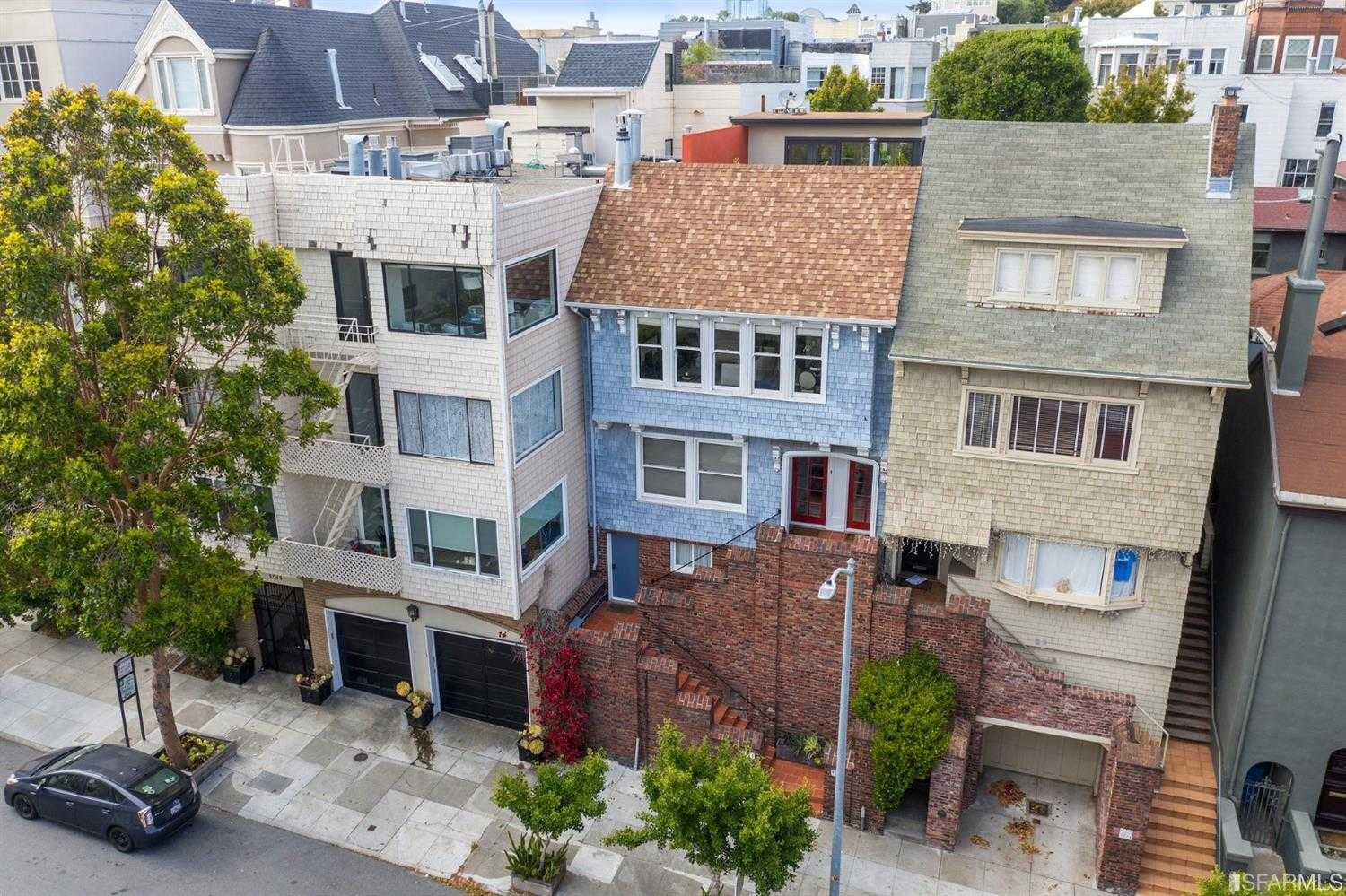 $2,450,000 - 3Br/2Ba -  for Sale in San Francisco