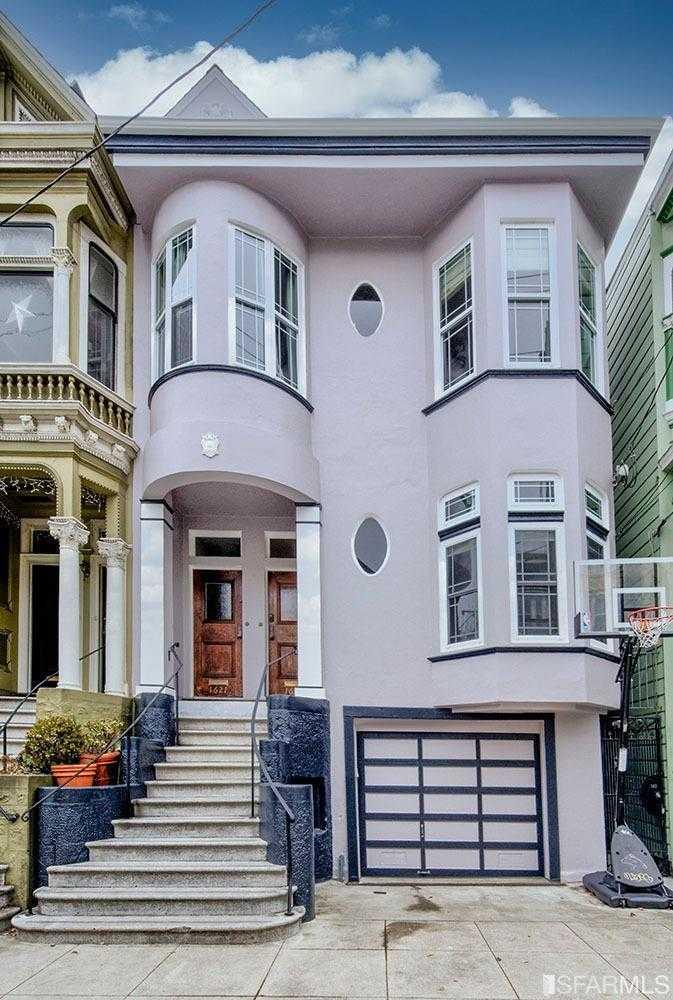 $1,825,000 - 4Br/3Ba -  for Sale in San Francisco