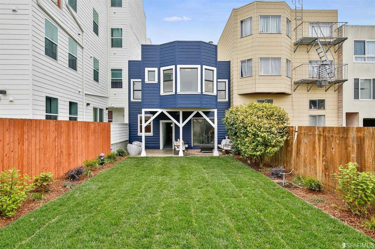 $1,598,000 - 3Br/2Ba -  for Sale in San Francisco