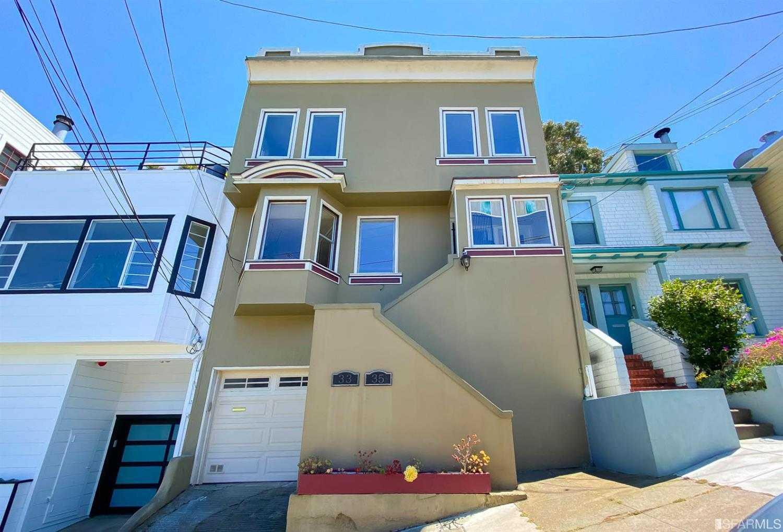 $1,065,000 - 2Br/1Ba -  for Sale in San Francisco