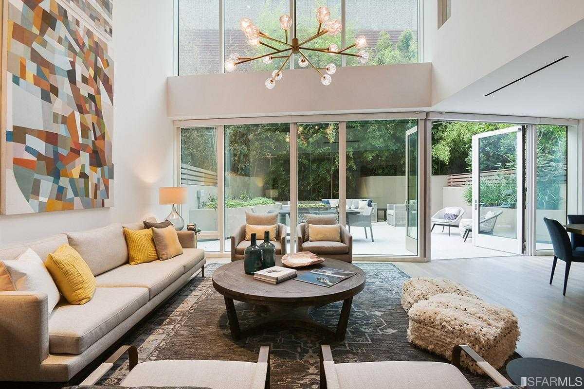 $5,495,000 - 3Br/4Ba -  for Sale in San Francisco