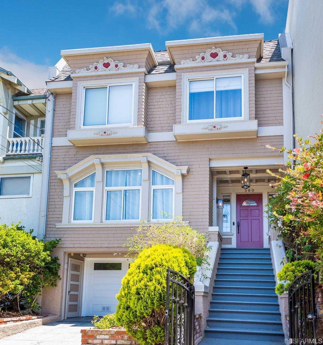 380 17th Avenue San Francisco, CA 94121