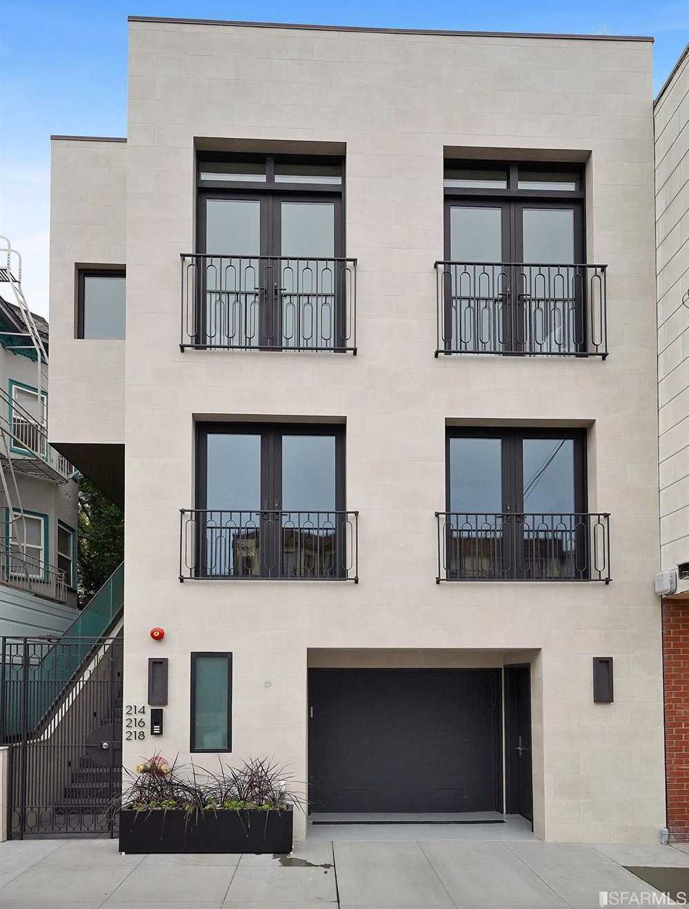 $1,695,000 - 3Br/4Ba -  for Sale in San Francisco