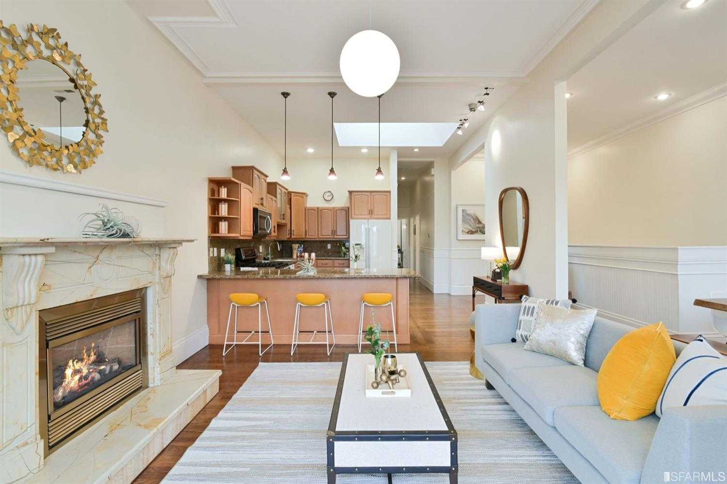 $1,350,000 - 3Br/2Ba -  for Sale in San Francisco