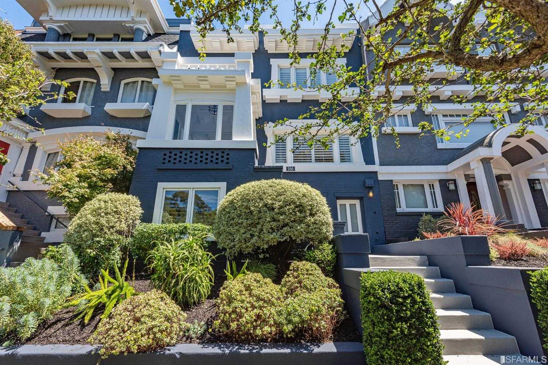 $2,695,000 - 3Br/4Ba -  for Sale in San Francisco