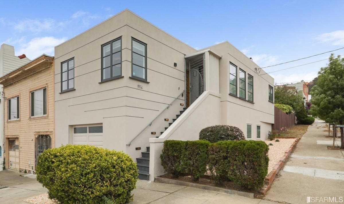 994 Le Conte Ave San Francisco, CA 94124