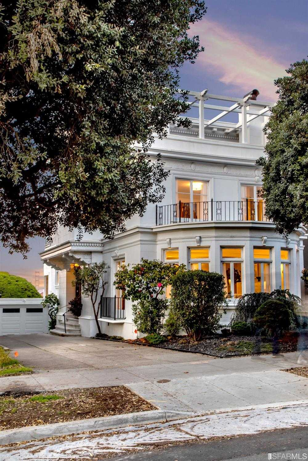 $7,999,000 - 4Br/4Ba -  for Sale in San Francisco