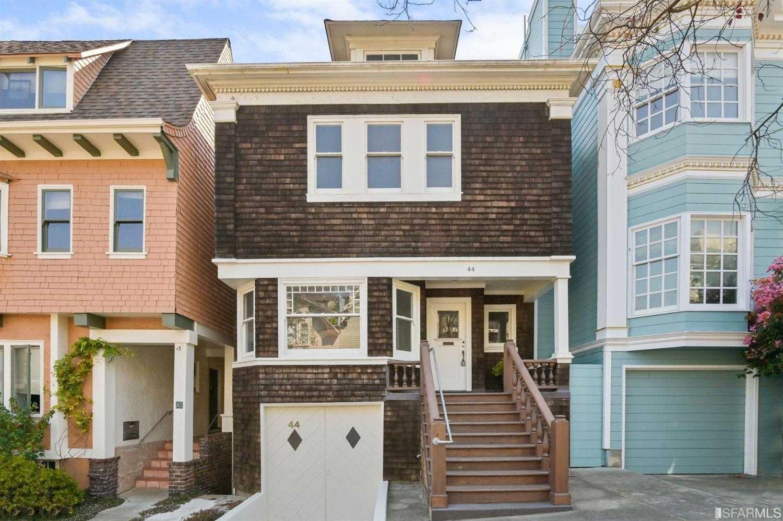 44 Woodland Avenue San Francisco, CA 94117