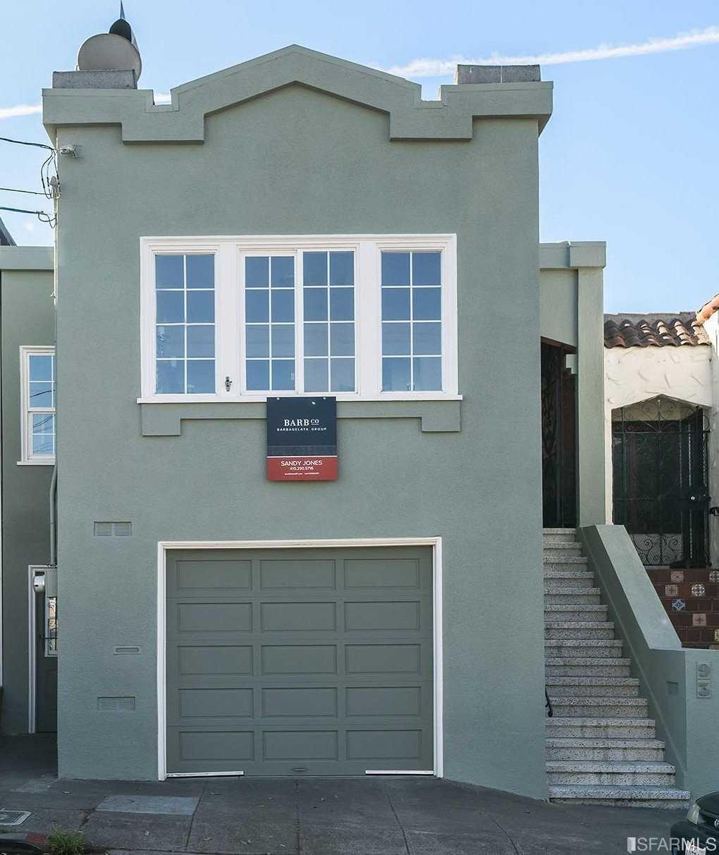 $995,000 - 3Br/2Ba -  for Sale in San Francisco