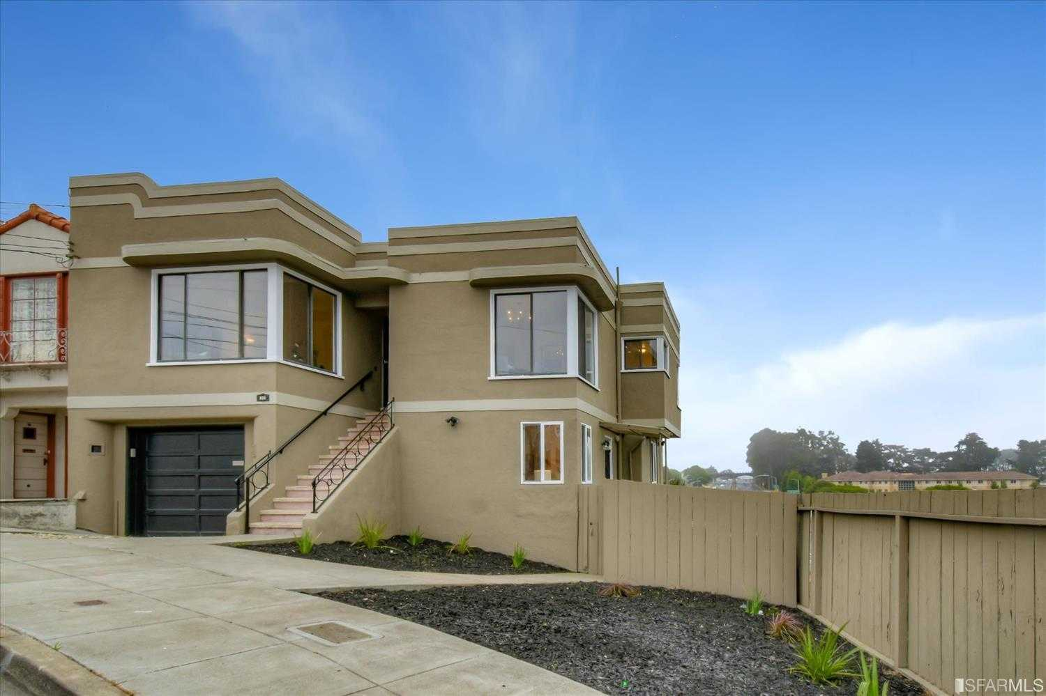 $949,000 - 6Br/3Ba -  for Sale in San Francisco