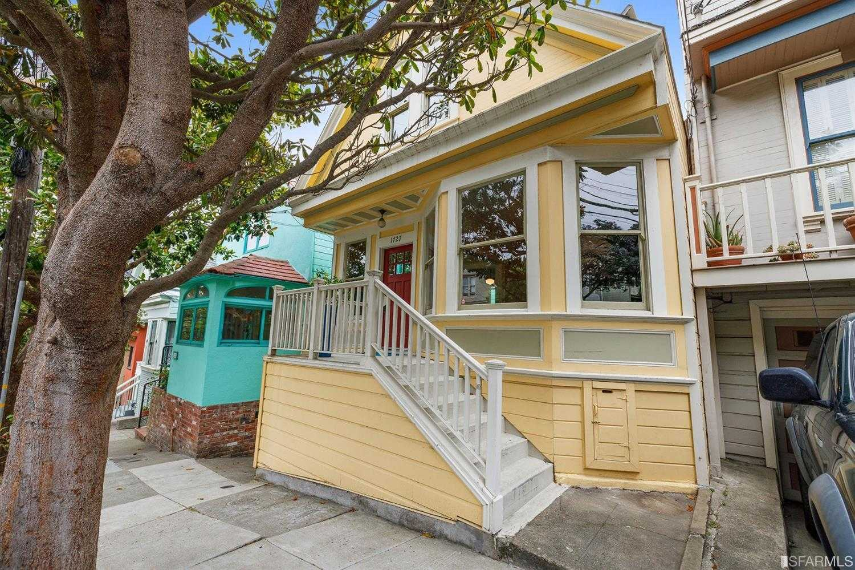 1727 Sanchez Street San Francisco, CA 94131