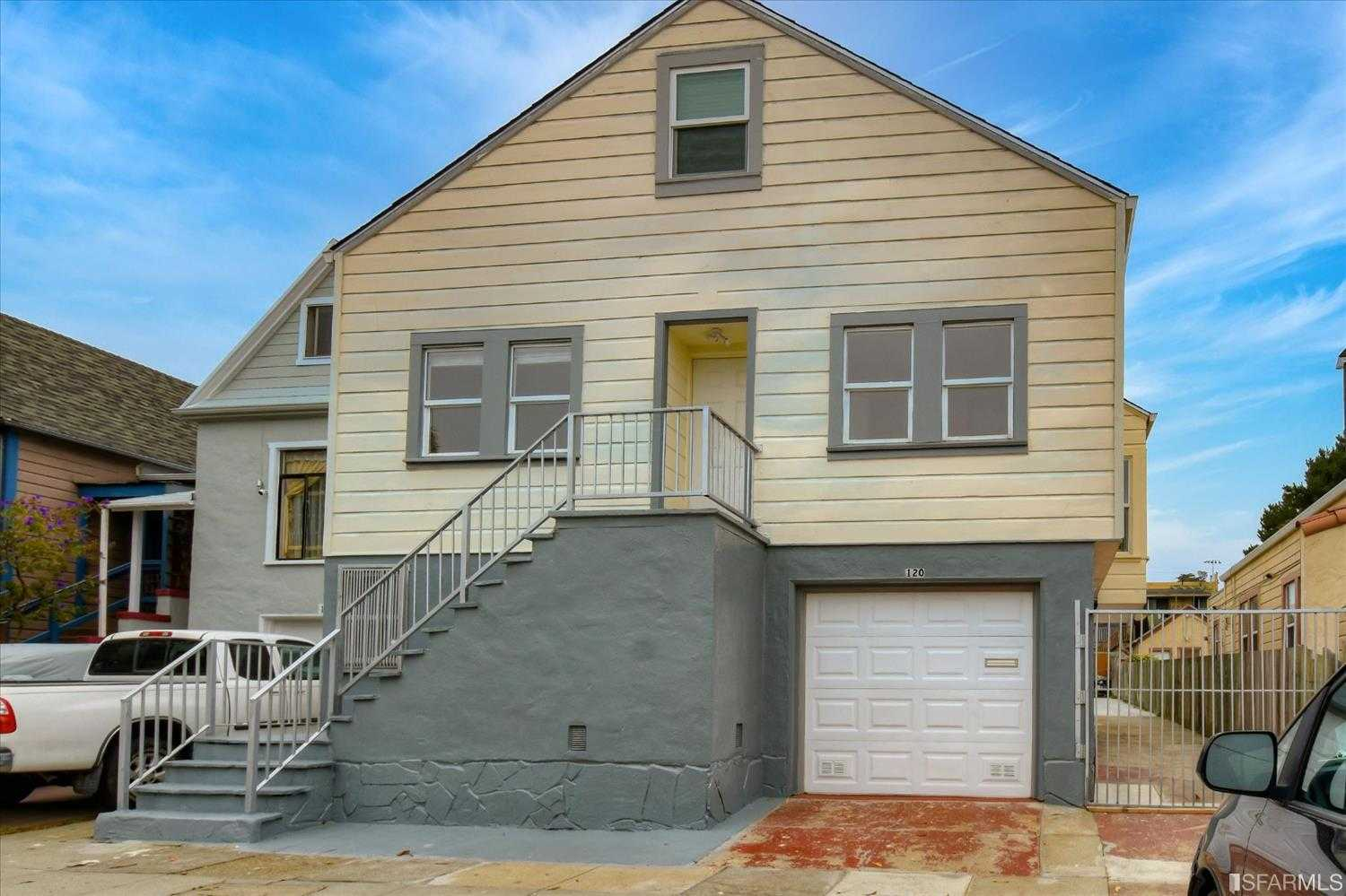 $1,095,000 - 5Br/4Ba -  for Sale in San Francisco