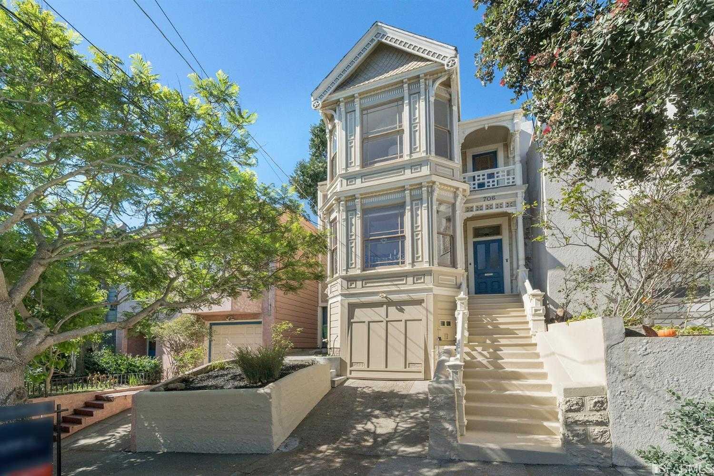 706 Douglass Street San Francisco, CA 94114