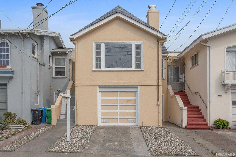 $1,400,000 - 3Br/2Ba -  for Sale in San Francisco