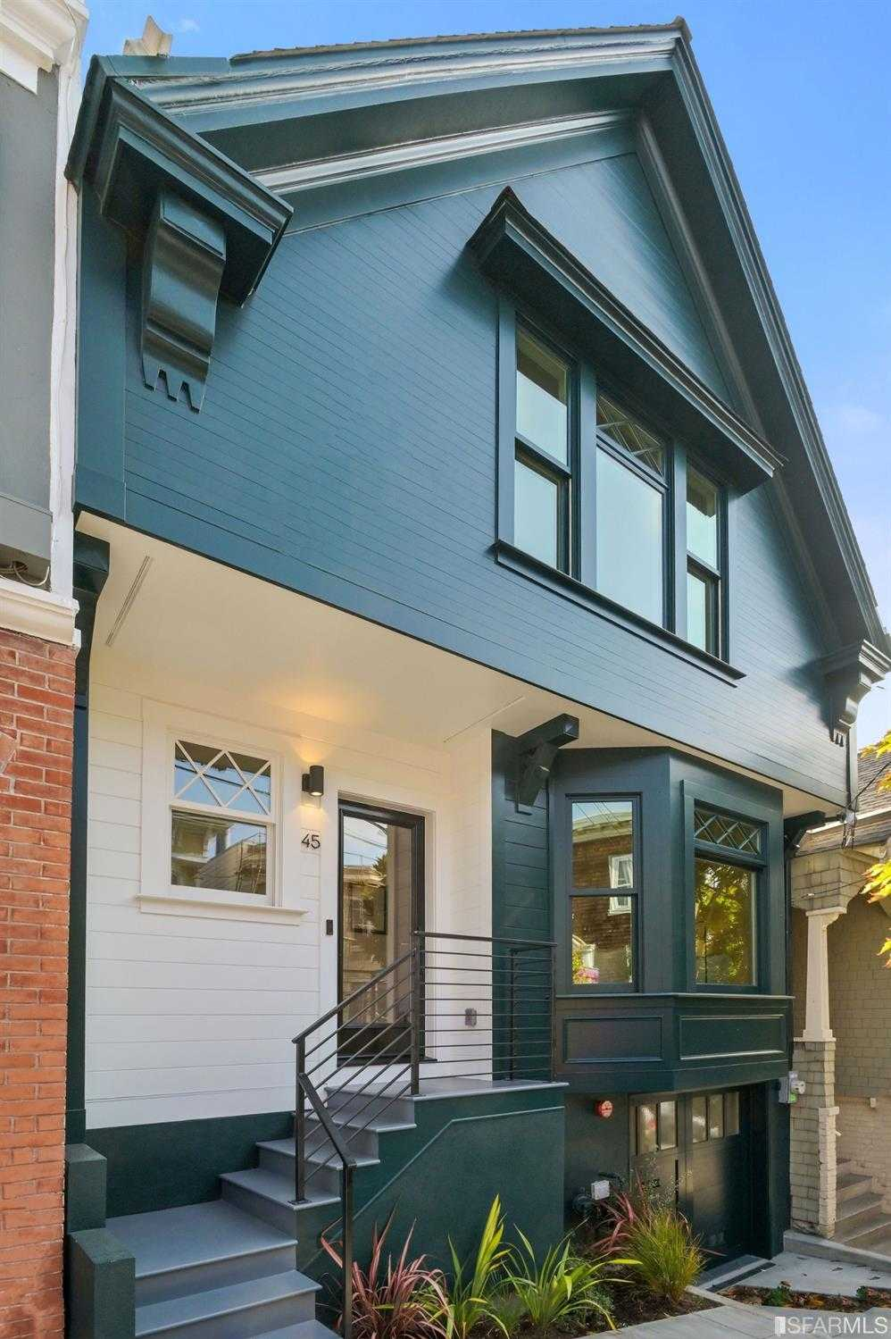 $4,850,000 - 4Br/5Ba -  for Sale in San Francisco