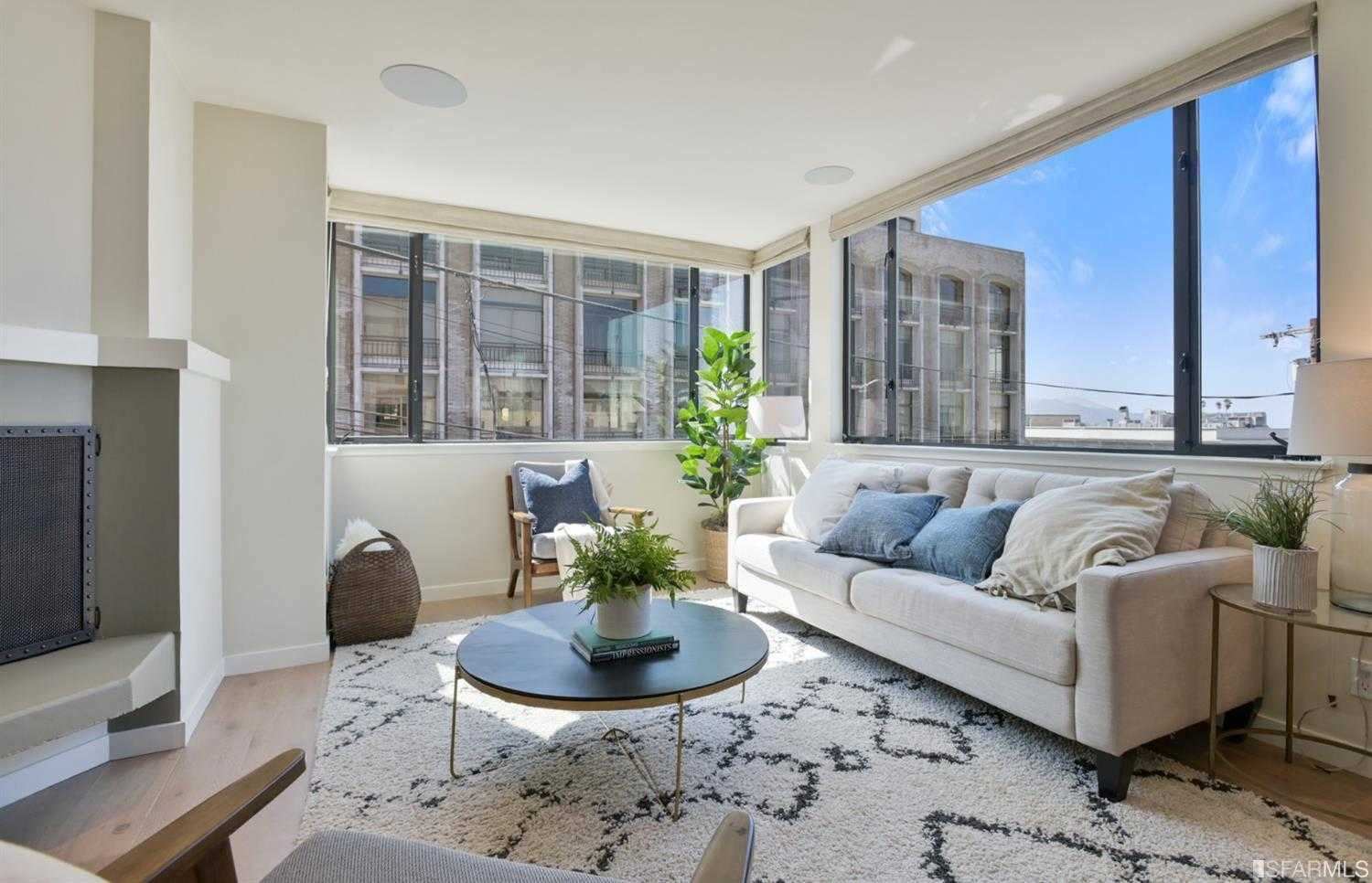 $1,645,000 - 2Br/2Ba -  for Sale in San Francisco