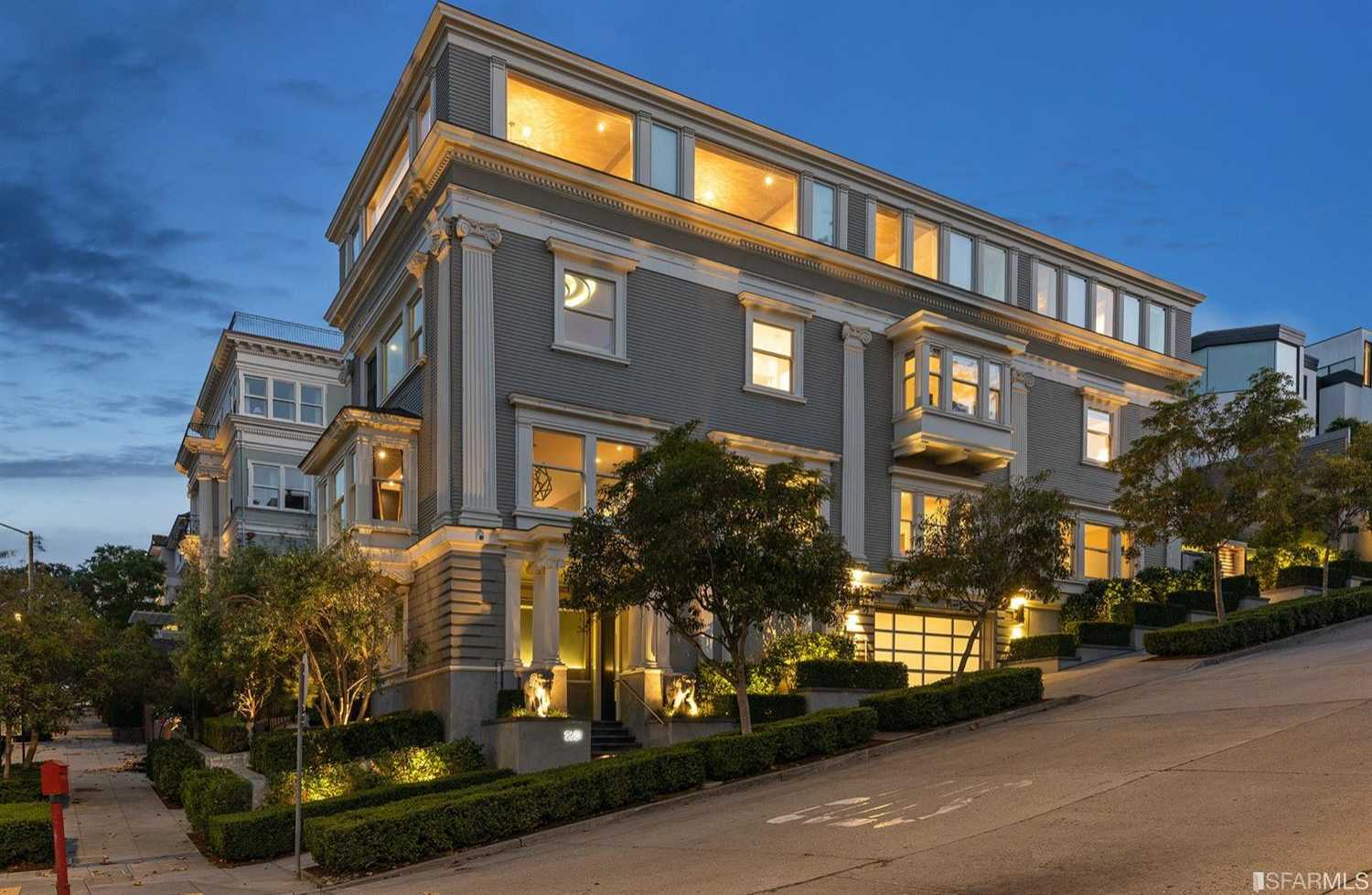 $22,500,000 - 7Br/7Ba -  for Sale in San Francisco