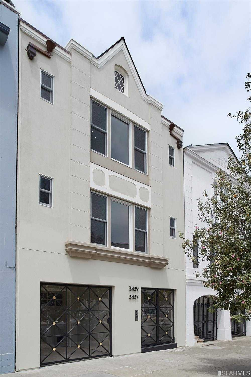 $2,800,000 - 3Br/4Ba -  for Sale in San Francisco