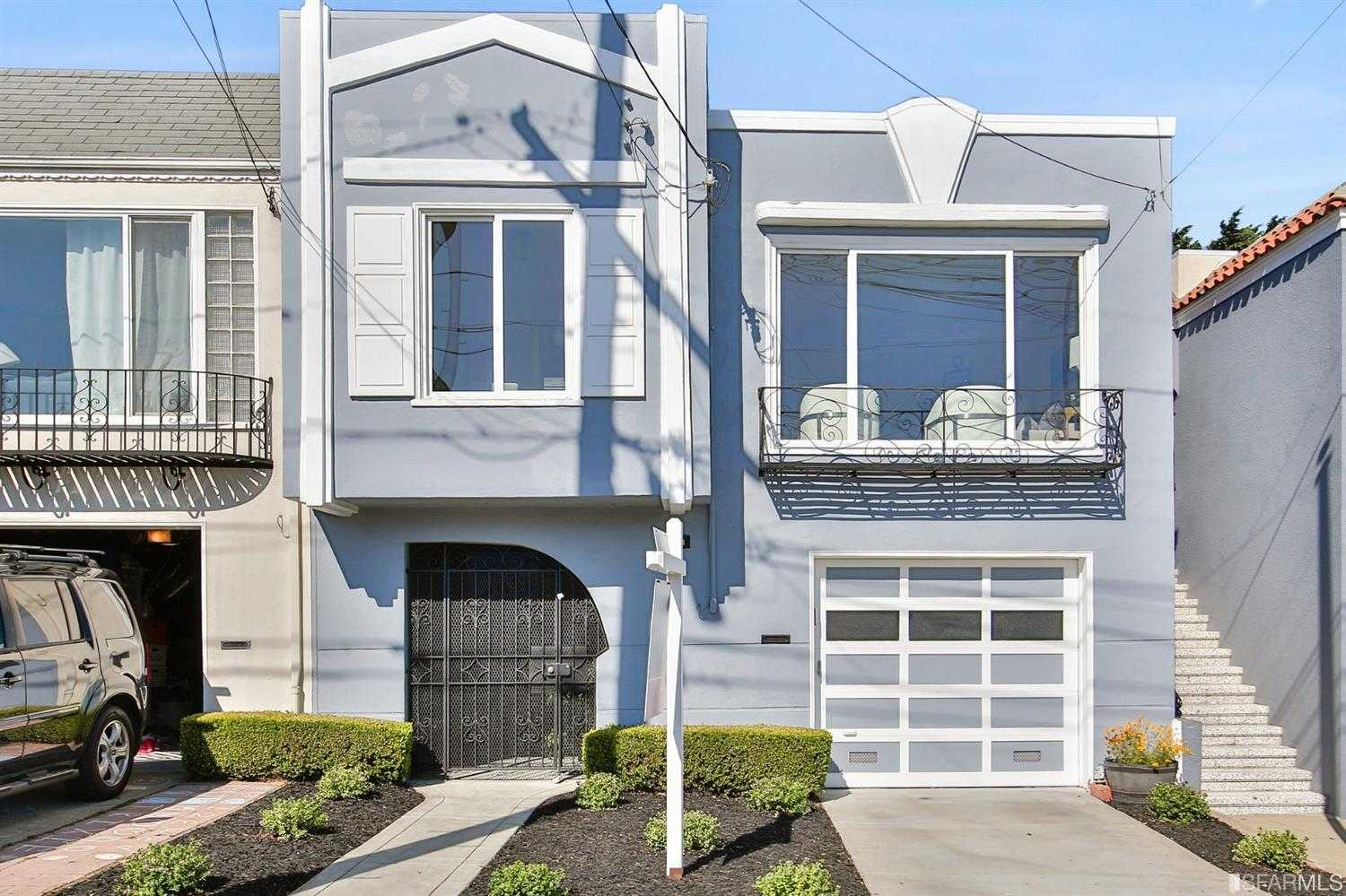 $1,395,000 - 3Br/1Ba -  for Sale in San Francisco