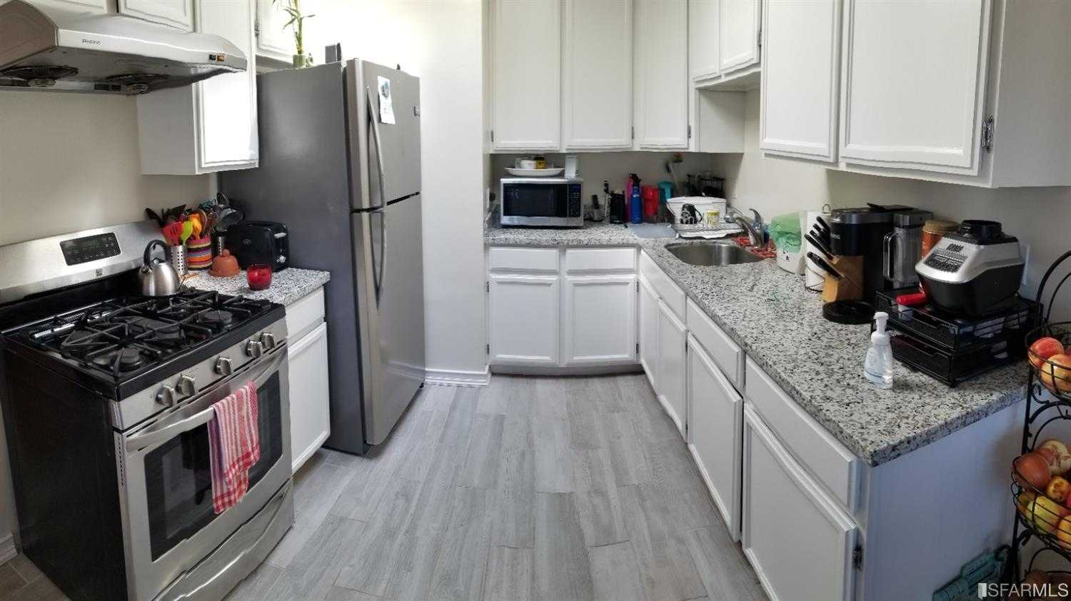 $873,000 - 2Br/1Ba -  for Sale in San Francisco