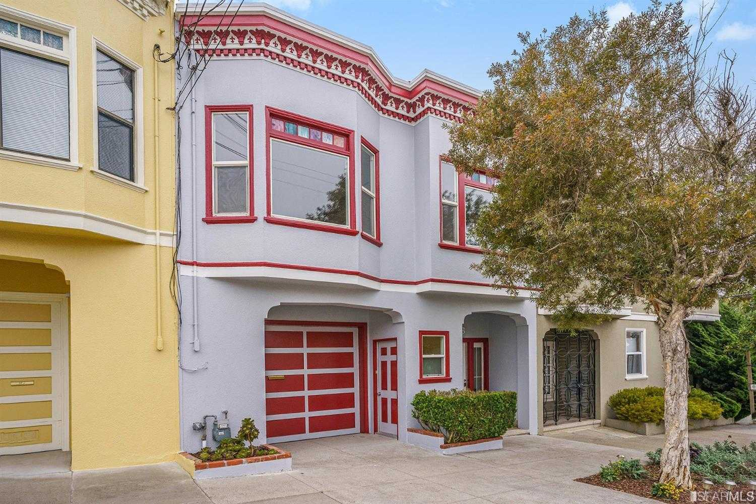 $1,395,000 - 4Br/2Ba -  for Sale in San Francisco