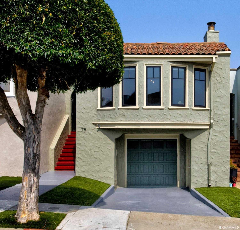78 Rudden Ave San Francisco, CA 94112
