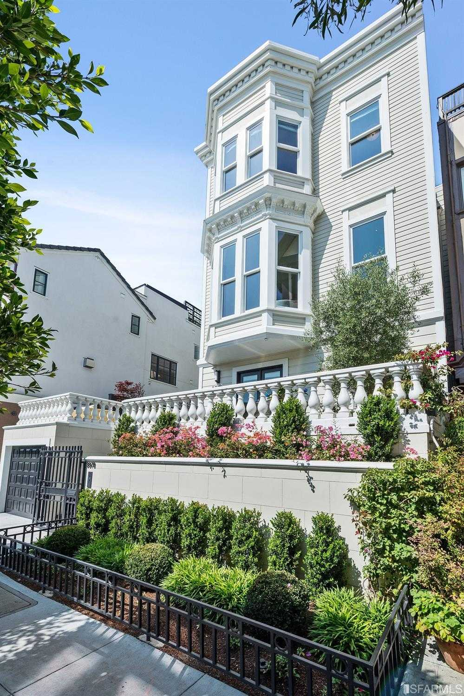 $8,495,000 - 4Br/4Ba -  for Sale in San Francisco