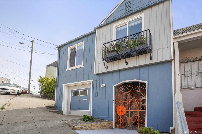 45 Venus St San Francisco, CA 94124