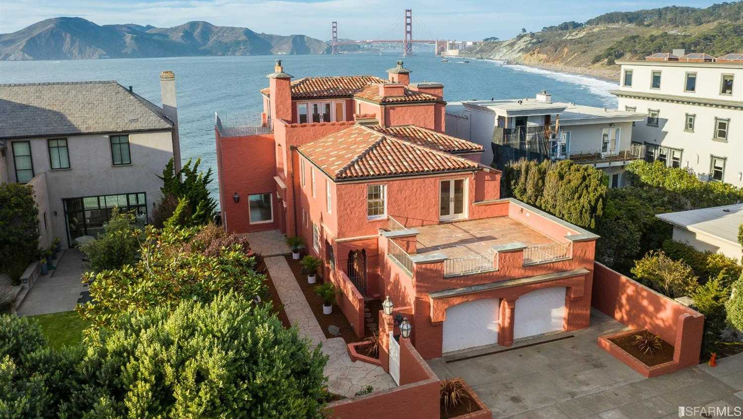 $17,500,000 - 6Br/7Ba -  for Sale in San Francisco