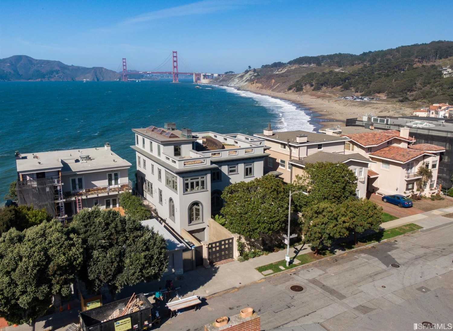 $25,000,000 - 4Br/7Ba -  for Sale in San Francisco
