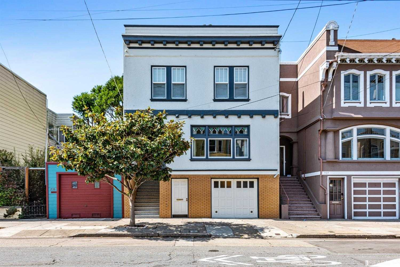 731 8th Ave San Francisco, CA 94118