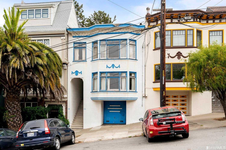 136 138 Baker Street San Francisco, CA 94117