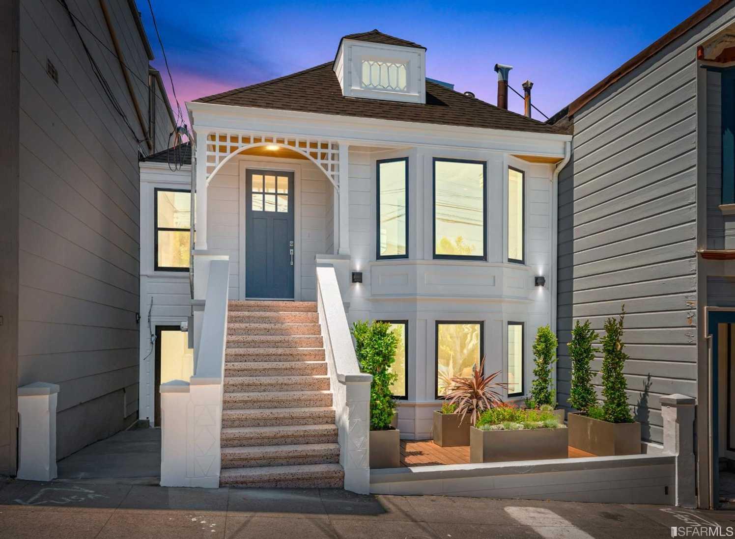 $2,499,000 - 5Br/6Ba -  for Sale in San Francisco