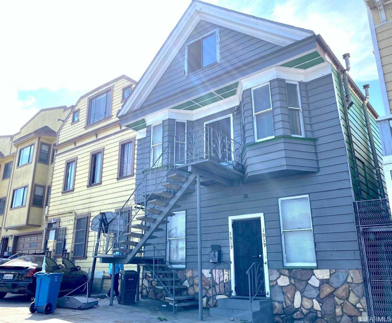 $599,000 - 4Br/2Ba -  for Sale in San Francisco