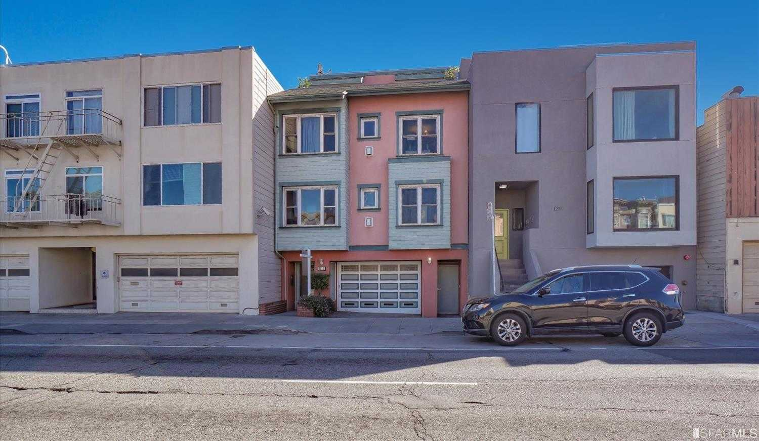 $975,000 - 2Br/2Ba -  for Sale in San Francisco